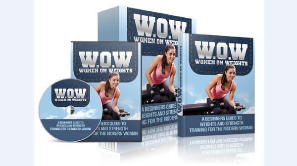 W.O.W Women On Weights - Weights & Strength Training For The Modern Woman