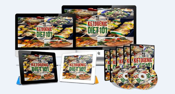Ketogenic Diet 101 - The Complete Health & Rapid Fat Loss Blueprint