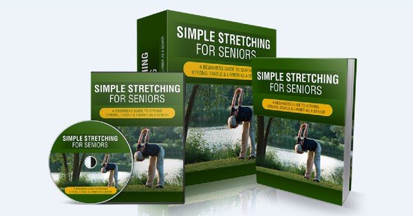 Simple Stretching For Seniors - Stay Strong, Stable & Limber As A Senior!