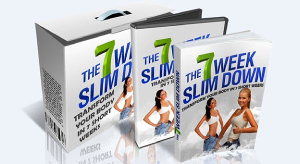 The 7 Week Slim Down - Transform Your Body In 7 Short Weeks