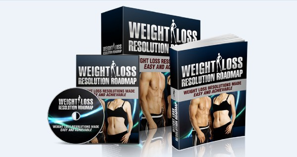Weight Loss Resolution Roadmap - Weight Loss Resolutions Made Easy And Achievable
