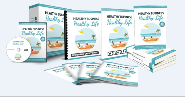 Healthy Business Healthy Life - Change Your Lifestyle and Improve Your Health