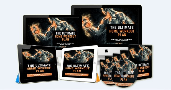 Ultimate Home Workout Plan - How To Get Ripped At Home With Minimal Equipment