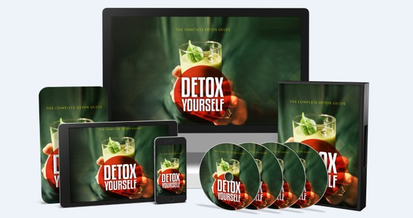 Detox Yourself - Detox Yourself The Right Way