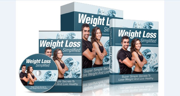 Weight Loss Simplified - Super Simple Secrets To Lose Weight & Live Healthy