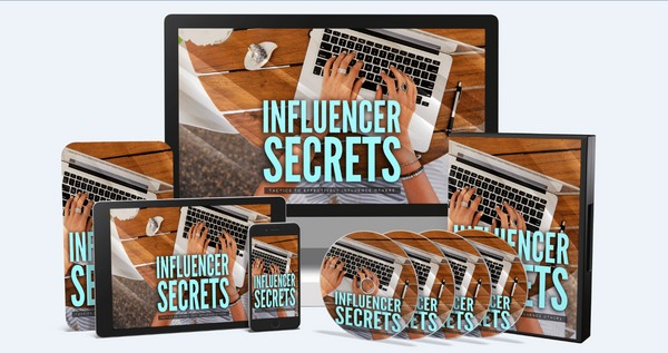 Influencer Secrets - Tactics To Effectively Influence Others
