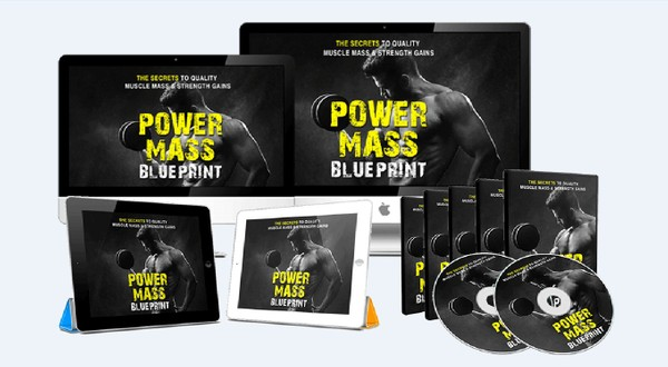 Power Mass Blueprint - The Secrets To Quality Muscle Mass & Strength Gains