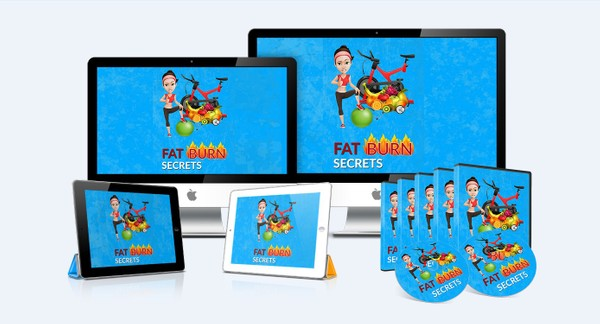 Fat Burn Secrets - Burn Fats And Lose Weight The Natural And Healthy Way!