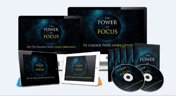 The Power Of Focus - Key To Unlock Your Inner Greatness and Achieve Your Dreams