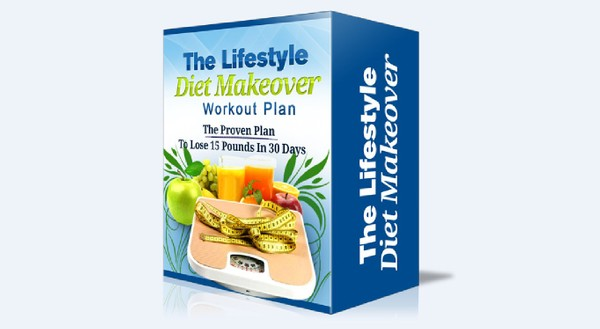 LifeStyle Diet Makeover - Lose Weight 15 Pounds In 30 Days