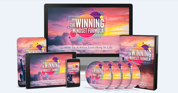 The Winning Mindset Formula - How To Achieve Everything In Life