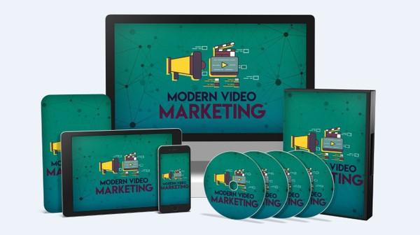Modern Video Marketing - Learn The Successful Online Video Marketing!