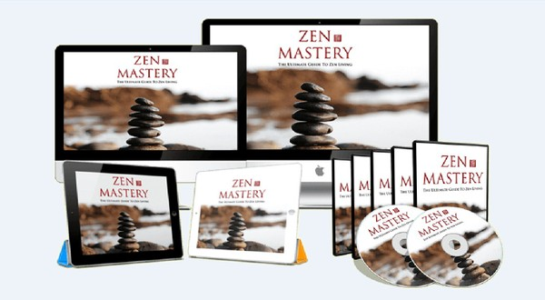 Zen Mastery - The Ancient Secrets To Lead A Life Of Balance, Calm & Infinite Fulfillment