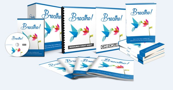 Breathe - Manage Your Stress More Effectively And Live A Happier Life!