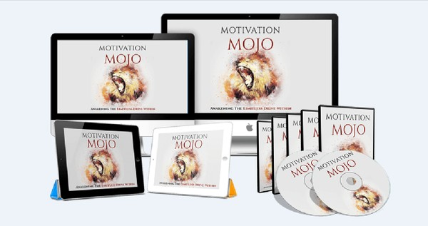 Motivation Mojo - Awakening The Limitless Drive Within