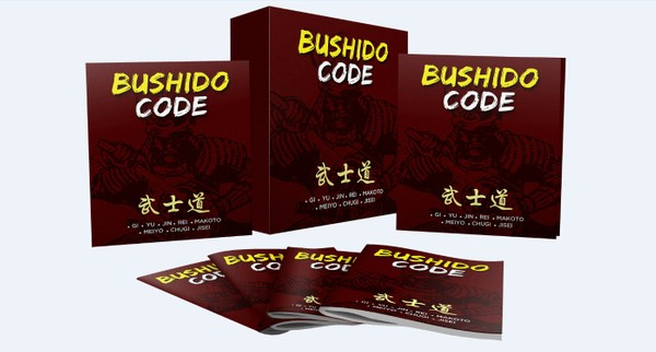 Bushido Code - The Power To Achieve High Level Of Success In Your Life!