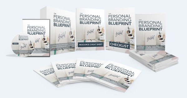 Personal Branding Blueprint - Building Your Personal Brand. Become More Influential and Clients