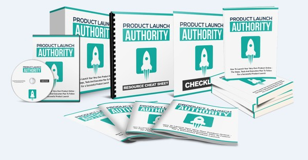 Product Launch Authority - How To Launch Your Very Own Product Online
