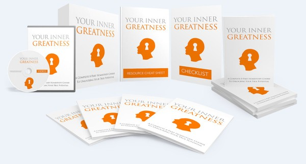 Your Inner Greatness - Overcome Your Limitations And Unlocking Your True Potential