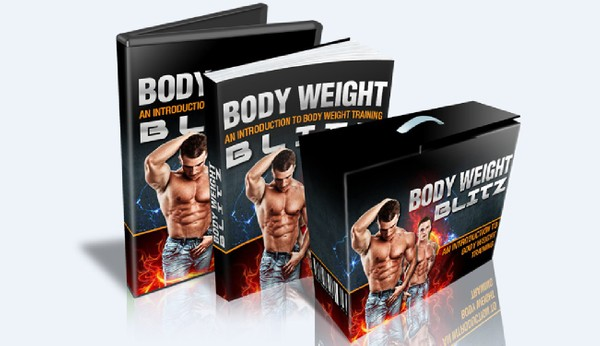 Body Weight Blitz - An Introduction To Body Weight Training