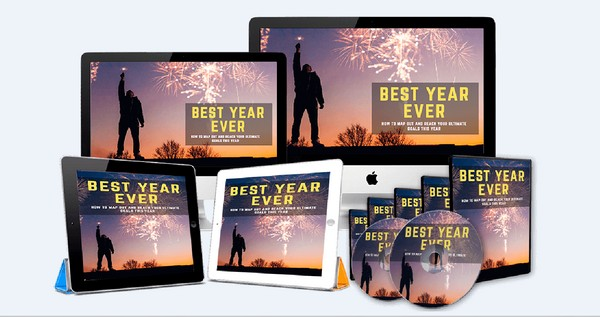 Best Year Ever - How to Map Out and Reach Your Ultimate Goals This Year!