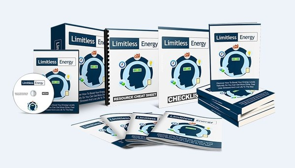 Limitless Energy - Work More Productively, Have More Energy And Feel