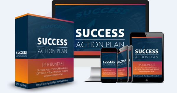Success Action Plan - 10-Days 10 Step Success Action Plan