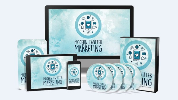 Modern Twitter Marketing - Earn a Passive Online Income One Tweet at a Time!