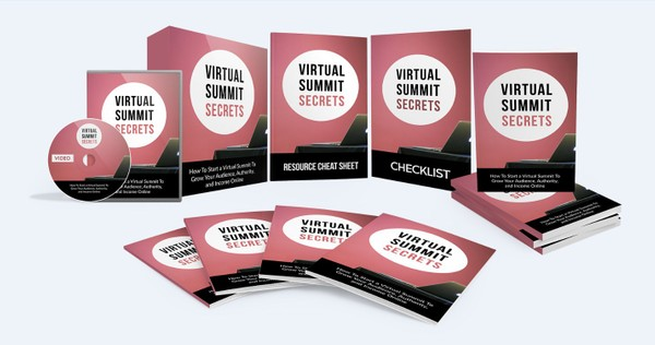 Virtual Summit Secrets - How To Start a Virtual Summit To Grow Your Audience, Authority, and Income