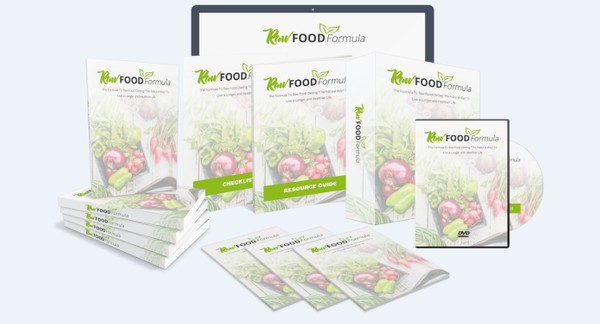 Raw Food Formula - Mastering a Healthly Lifestyle Through The Raw Food Formula