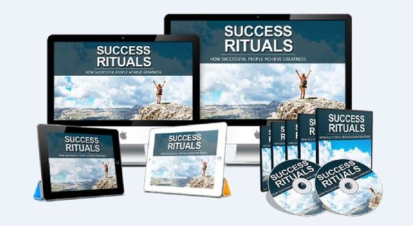 Success Rituals - How To Build Rituals Of Success And Unleash