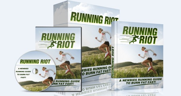 Running Riot - A Newbies Running Guide To Burn Fat Fast