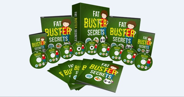 Fat Buster Secrets - Make These Key Changes To Burn Fat Passively!