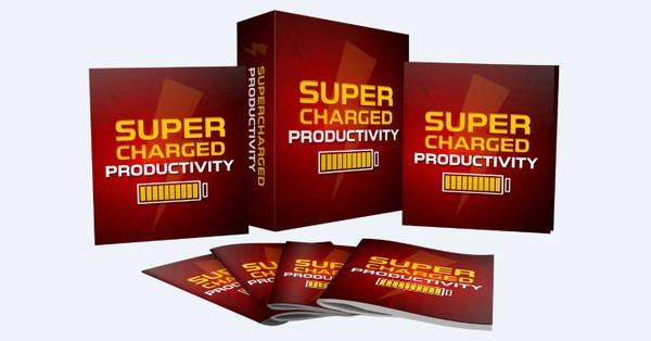 Supcharged Productivity - How To Achieve Massive Results In Less Time