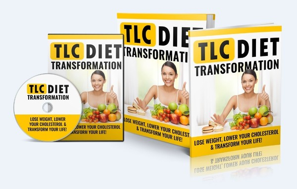 TLC Diet Transformation - Lose Weight, Lower Your Cholesterol & Transform Your Life