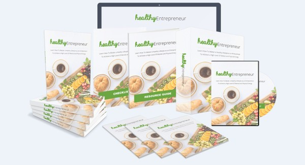 Healthy Entrepreneur - Mastering a Healthly Lifestyle as an Entrepreneur