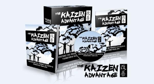 The Kaizen Advantage - Understand The Principle Of Kaizen & Transform Your Life
