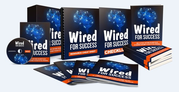Wired For Success - Attract Anything You Want In Life