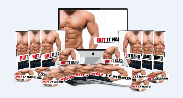 HIIT It Hard - Burning Fat, Building Muscle, And Getting In Great Shape.