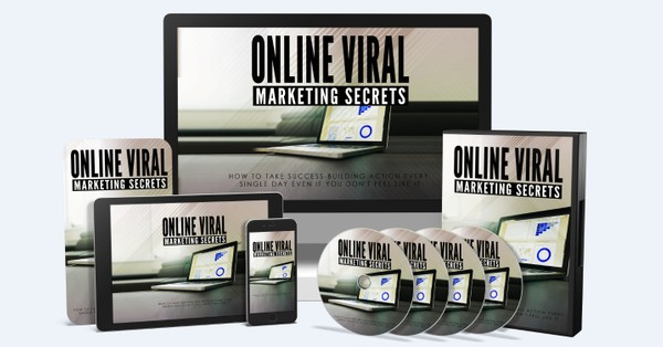 Online Viral Marketing Secrets - Learn How to Maximize Your Online Brand Visibility with Less Effort