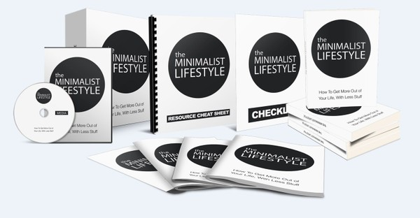 The Minimalist Lifestyle - Organize Your Life To Live a Life of Zen And Happiness