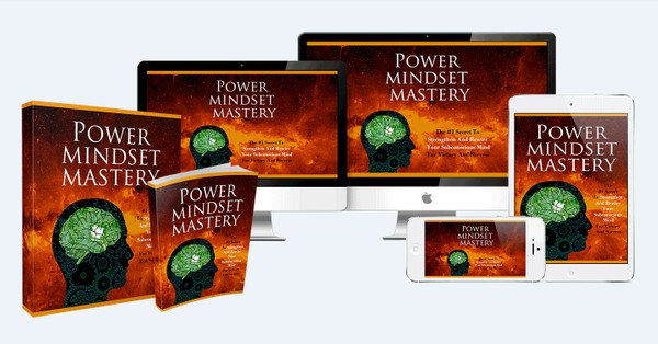 Power Mindset Mastery - Master Your Subconscious Mind To Achieve Anything