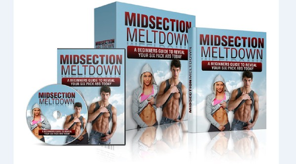Midsection Meltdown - Reveal Your Six Pack Abs Today