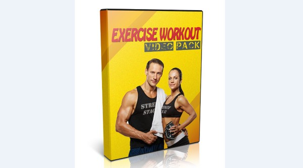 Exercise Workout Video Pack