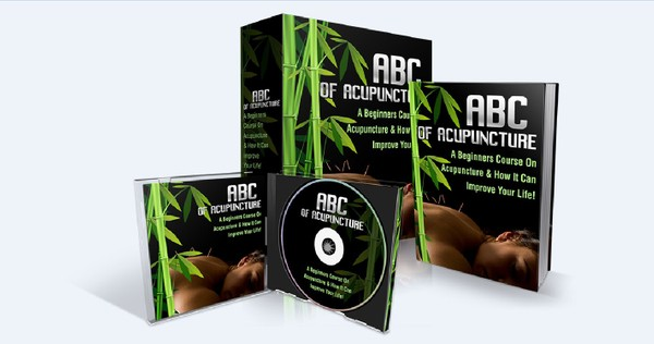 ABC Of Acupuncture - A Beginners Course On Acupuncuture & How It Can Improve Your Life!