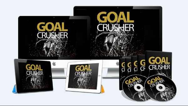 Goal Crusher - Revolutionary System To Achieve Any Goals FAST