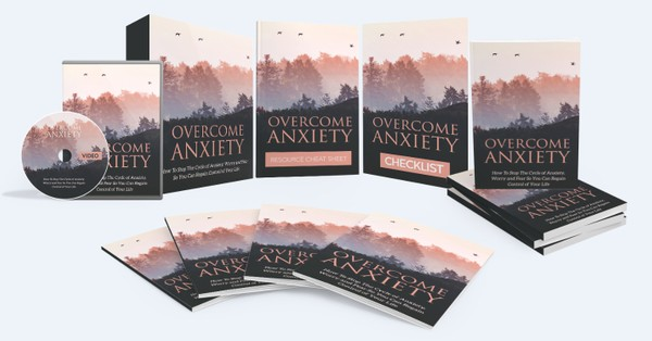 Overcome Anxiety - How To Stop The Cycle of Anxiety, Worry and Fear