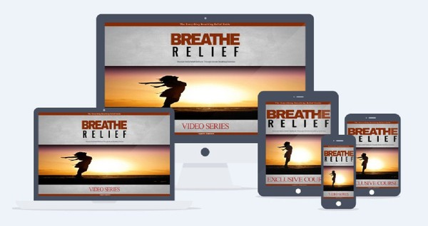Breathe Relief - Take A Deep Breath And Eliminate Stress With These Easy Breathing Exercises