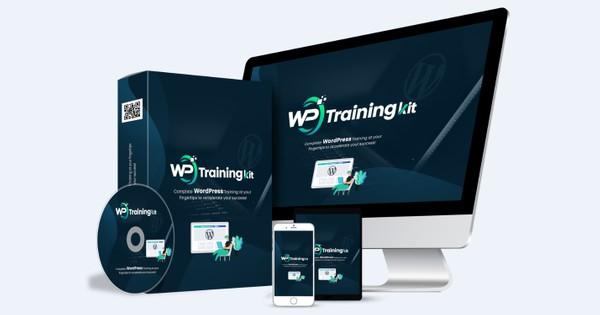 WP Training Kit - Step-by-Step WordPress Training Kit HD Video course