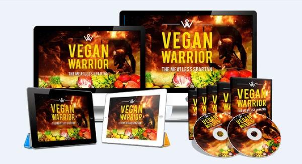 Vegan Warrior - Blueprint On How You Can Kickstart Your Vegan Diet Today!